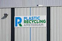 Nederland  Amsterdam  2019. Plastic Recycling Amsterdam. Amsterdam Westpoort. Plastic Recycling Amsterdam biedt een innovatieve oplossing voor het recyclen van plastic afval. Een oplossing die beter is dan de nu gangbare alternatieven en plastic keten. In onze recyclingfabriek in Amsterdam maken we gebruik van Magnetische Dichtheid Scheiding (MDS): een speciale technologie die het recyclen van gemengde plastic afvalstromen aanzienlijk efficiënter maakt. De CO2-uitstoot is veel lager dan bij gangbare methoden.   Foto Berlinda van Dam / Hollandse Hoogte