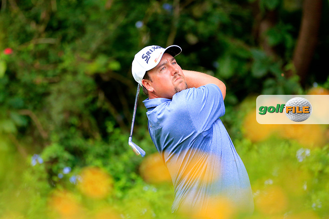 Jaco Ahlers (RSA) during the first round of the Barclays Kenya Open played at Muthaiga Golf Club, Nairobi,  23-26 March 2017 (Picture Credit / Phil Inglis) 23/03/2017<br /> Picture: Golffile | Phil Inglis<br /> <br /> <br /> All photo usage must carry mandatory copyright credit (&copy; Golffile | Phil Inglis)