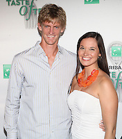 Tennis player Kevin Anderson attends the 13th Annual 'BNP Paribas Taste of Tennis' at the W New York.  New York City, August 23, 2012. © Diego Corredor/MediaPunch Inc. /NortePhoto.com<br />