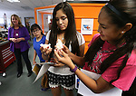 Native American high school tour