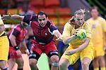 Río 2016 Balonmano - Egipto vs Suecia