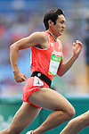 Sho Kawamoto (JPN), <br /> AUGUST 12, 2016 - Athletics : <br /> Men's 800m <br /> at Olympic Stadium <br /> during the Rio 2016 Olympic Games in Rio de Janeiro, Brazil. <br /> (Photo by YUTAKA/AFLO SPORT)