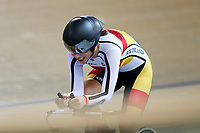 Emily Paterson of Southland competes in the U17 Girls 2000m IP at the Age Group Track National Championships, Avantidrome, Home of Cycling, Cambridge, New Zealand, Thurssday, March 16, 2017. Mandatory Credit: © Dianne Manson/CyclingNZ  **NO ARCHIVING**