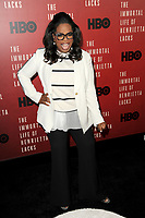 www.acepixs.com<br /> April 18, 2017  New York City<br /> <br /> Oprah Winfrey attending 'The Immortal Life of Henrietta Lacks' premiere at SVA Theater on April 18, 2017 in New York City.<br /> <br /> Credit: Kristin Callahan/ACE Pictures<br /> <br /> <br /> Tel: 646 769 0430<br /> Email: info@acepixs.com