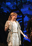Celia Keenan-Bolger.during the Broadway Opening Night Performance Curtain Call for 'Peter And The Starcatcher' at the Brooks Atkinson Theatre on 4/15/2012 in New York City.