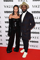 "Magaajyia Silberfield<br /> arriving for the ""Widows"" special screening in association with Vogue at the Tate Modern, London<br /> <br /> ©Ash Knotek  D3457  31/10/2018"