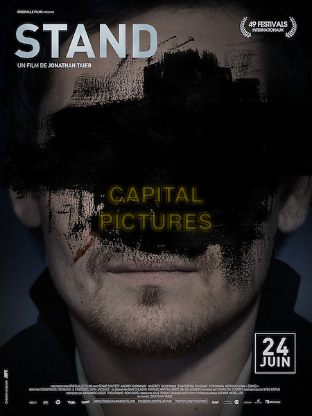 Stand (2014)<br /> POSTER ART<br /> *Filmstill - Editorial Use Only*<br /> CAP/KFS<br /> Image supplied by Capital Pictures