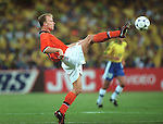1998, France World Cup . Dennis Bergkamp.