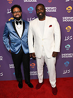 "30 July 2019 - West Hollywood, California - Diallo Riddle, Bashir Salahuddin. IFC's ""Sherman's Showcase"" Premiere Party held at The Peppermint Club. Photo Credit: Birdie Thompson/AdMedia"