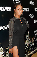 New York, NY -  June 2 :  La La Anthony attends the Power Premiere held at the Highline Ballroom on June 2, 2014 in New York City. Photo by Brent N. Clarke / Starlitepics