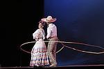 Ballet Folklórico de México Amalia Hernández..A partir del año de 1952 Amalia Hernández tomó la decisión de formar su propia compañía de danza. Su experiencia como bailarina, maestra y coreógrafa, adquirida en la Academia Mexicana de la Danza..Ballet Moderno de México...(Staff/NortePhoto)