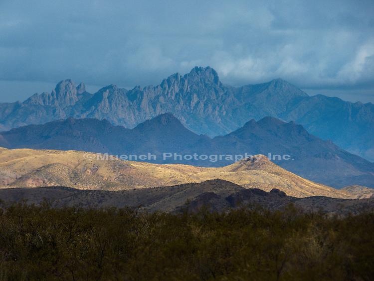 Organ Mountains, New Mexico