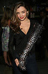 Model Miranda Kerr Attends Stuart Weitzman & Gilt Launch Exclusive Digital Pop-up Shop to Celebrate the 20th Anniversary of the 5050 Boot at NeueHouse, NY
