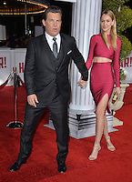 Actor Josh Brolin &amp; fianc&eacute;e Kathryn Boyd at the world premiere of his movie &quot;Hail Caesar!&quot; at the Regency Village Theatre, Westwood.<br /> February 1, 2016  Los Angeles, CA<br /> Picture: Paul Smith / Featureflash