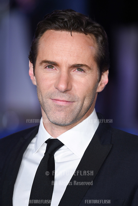"LONDON, UK. December 12, 2018: Alessandro Nivola at the UK premiere of ""Mary Poppins Returns"" at the Royal Albert Hall, London.<br /> Picture: Steve Vas/Featureflash"