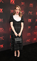 """LOS ANGELES- MAY 18: Leslie Grossman attends 20th Century Fox Television and FX's """"American Horror Story: Apocalypse"""" FYC red carpet event at Neuehouse on May 18, 2019 in Los Angeles, California. (Photo by Frank Micelotta/FX/PictureGroup)"""