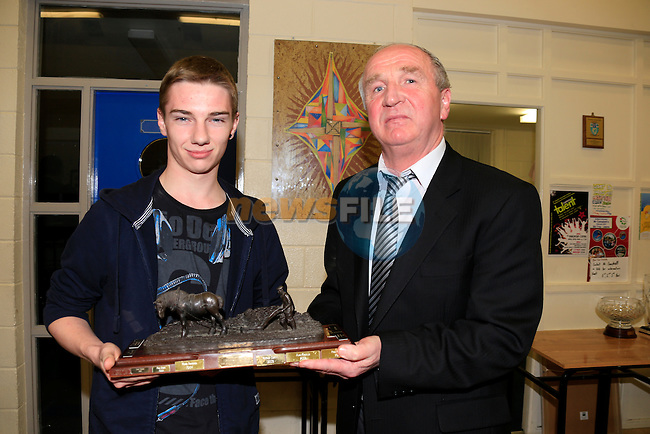 at the St Marys State Exam Awards Ceremony.<br /> Picture: www.newsfile.ie