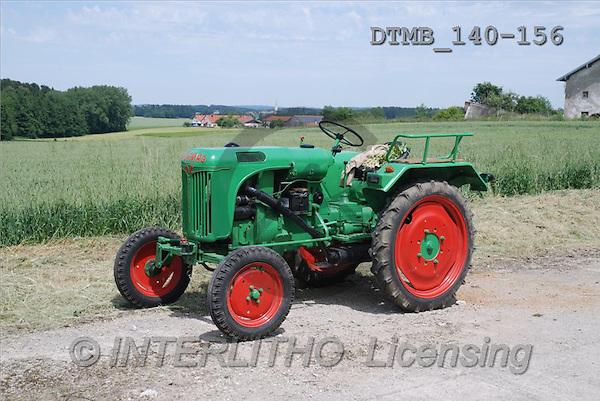 Gerhard, MASCULIN, tractors, photos(DTMB140-156,#M#) Traktoren, tractores