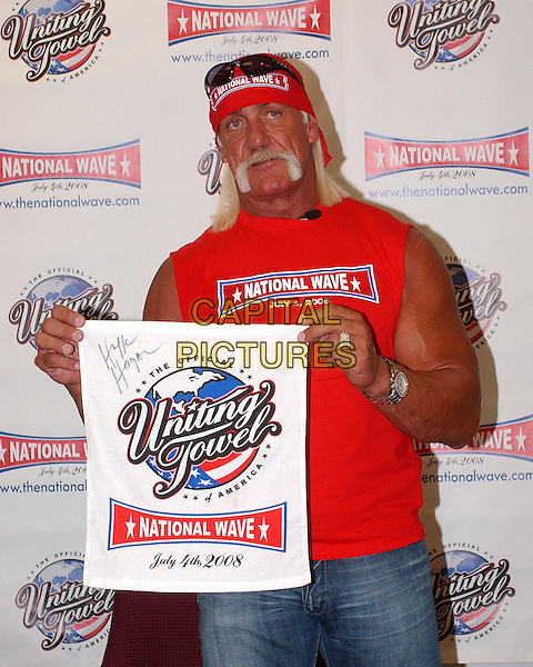 Hulk Hogan National Wave Press Conference | CAPITAL PICTURES
