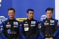 #19 DUQUEINE ENGINEERING (FRA) LIGIER JS P3 NISSAN LMP3 DAVID HALLYDAY (FRA) DAVID DROUX (FRA) DINO LUNARDI (FRA)