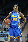 16 November 2014: UCLA's Monique Billings. The University of North Carolina Tar Heels hosted the University of California Los Angeles Bruins at Carmichael Arena in Chapel Hill, North Carolina in a 2014-15 NCAA Division I Women's Basketball game. UNC won the game 84-68.