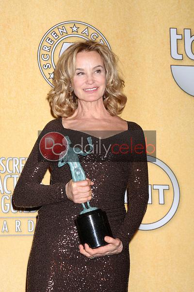 Jessica Lange<br /> at the 18th Annual Screen Actors Guild Awards Pressroom, Shrine Auditorium, Los Angeles, CA 01-29-12<br /> David Edwards/DailyCeleb.com 818-249-4998