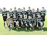 Albion Rovers U-12. Photo:Colin Bell/pressphotos.ie