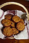 Raisin bran muffins, home cooking