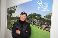 Peter Cowen - Golf Coach to Danny Willett and Matt Fitzpatrick