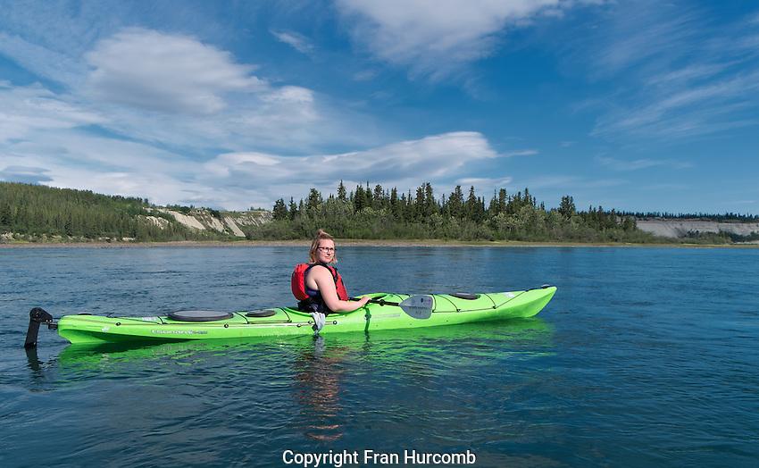 Kayak Yukon River