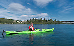 Kayak Yukon River