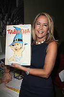 Erin Murphy with vintage Tabatha paper dolls<br /> &quot;Bewitched&quot; Fan Fare Day 4, Sportsman's Lodge, Studio City, CA 09-20-14<br /> David Edwards/DailyCeleb.com 818-249-4998