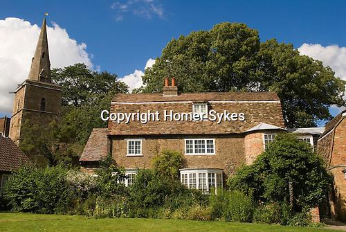 Kettles Yard main house, Cambridge, Cambridgeshire England UK. 2007