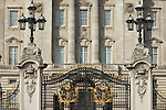 Buckingham Palace, London UK