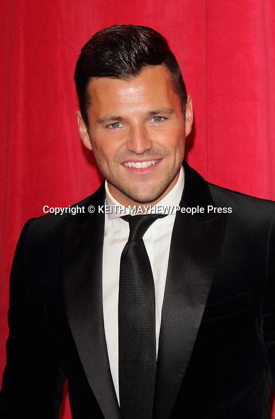 British Soap Awards at the Hackney Empire, London on May 24th 2014<br /> <br /> Photo by Keith Mayhew