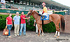 Nekia's Vow winning at Delaware Park on 9/12/13