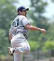 Daisuke Matsuzaka (Clippers),<br /> JUNE 11, 2013 - MLB :<br /> Daisuke Matsuzaka of the Columbus Clippers pitches during minor's International League (Triple-A) baseball game against the Gwinnett Braves at Coolray Field in Lawrenceville, Georgia, United States. (Photo by AFLO)