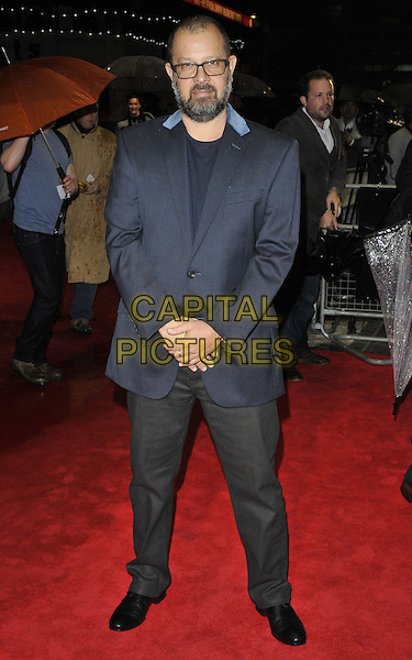 LONDON, ENGLAND - OCTOBER 12: Daniel Barber attends the &quot;The Keeping Room&quot; Official Competition screening, 58th LFF day 5, Odeon West End cinema, Leicester Square, on Sunday October 12, 2014 in London, England, UK. <br /> CAP/CAN<br /> &copy;Can Nguyen/Capital Pictures