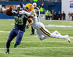 2018 NFL Seattle Seahawks vs. Green Bay Packers