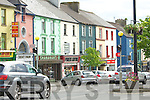 The Town of Castleisland in North Kerry.