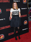 Amber Tamblyn attends The  Cesar Chavez Los Angeles Premiere held at TCL Chinese Theatre in Hollywood, California on March 20,2014                                                                               © 2014 Hollywood Press Agency