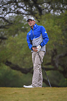Richy Werenski (USA) watches his tee shot on 2 during Round 3 of the Valero Texas Open, AT&amp;T Oaks Course, TPC San Antonio, San Antonio, Texas, USA. 4/21/2018.<br /> Picture: Golffile | Ken Murray<br /> <br /> <br /> All photo usage must carry mandatory copyright credit (&copy; Golffile | Ken Murray)