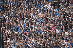12.05.2018, Volksparkstadion, Hamburg, GER, 1.FBL. Hamburger SV vs Borussia Moenchengladbach,  im Bild   <br /> <br /> FANS HSV <br /> <br /> Foto &copy; nordphoto / Kokenge