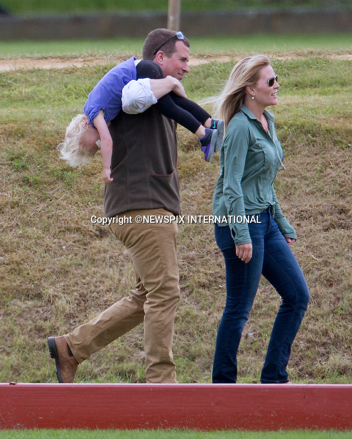14.06.2015;London, UK: PRINCE GEORGE HAS FUN AT POLO<br />Kate Middleton brought Prince George along to a playtime with his cousins Mia Tindall, Savannah and Isla Phillips and family members at a charity polo event.<br />Other royals present included Peter Phillips, Autumn Phillips, Zara Phillips and husband Mike Tindal.<br />Prince George and Kate were watching Princes William and Harry play in a charity polo match.<br />Month old Princess Charlotte was no way to be seen.<br />Mandatory Photo Credit: NEWSPIX INTERNATIONAL<br /><br />**ALL FEES PAYABLE TO: &quot;NEWSPIX INTERNATIONAL&quot;**<br /><br />PHOTO CREDIT MANDATORY!!: NEWSPIX INTERNATIONAL(Failure to credit will incur a surcharge of 100% of reproduction fees)<br /><br />IMMEDIATE CONFIRMATION OF USAGE REQUIRED:<br />Newspix International, 31 Chinnery Hill, Bishop's Stortford, ENGLAND CM23 3PS<br />Tel:+441279 324672  ; Fax: +441279656877<br />Mobile:  0777568 1153<br />e-mail: info@newspixinternational.co.uk