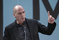 2018 03 26 Yianis Varoufakis in Athens, Greece