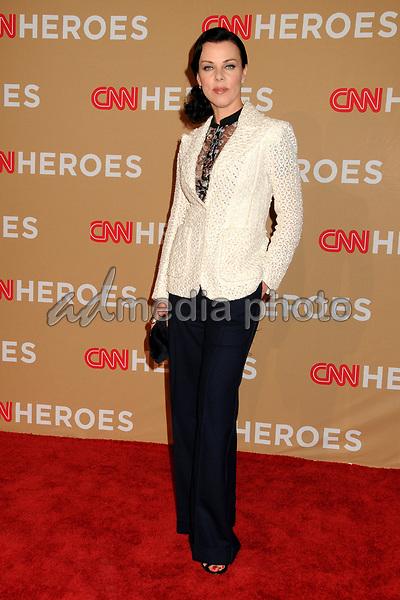 20 November 2010 - Los Angeles, California - Debi Mazar. CNN Heroes: An All-Star Tribute 2010 held at the Shrine Auditorium. Photo Credit: Byron Purvis/AdMedia
