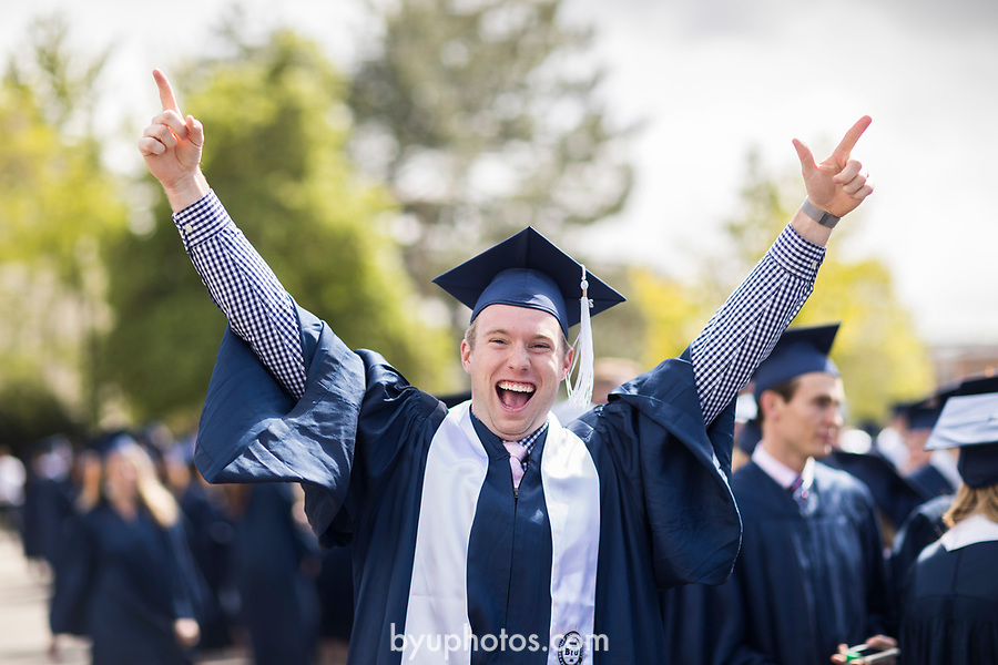 1704-51 2017 Spring Commencement 1109<br /> <br /> 1704-51 2017 Spring Commencement<br /> <br /> April 27, 2017<br /> <br /> Photography by Aaron Cornia/BYU<br /> <br /> Copyright BYU Photo 2017<br /> All Rights Reserved<br /> photo@byu.edu  (801)422-7322