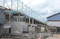 SCHAATSEN: HEERENVEEN: IJsstadion Thialf, 18-06-2015, Ver(nieuw)bouw, ©foto Martin de Jong