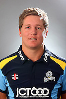 PICTURE BY VAUGHN RIDLEY/SWPIX.COM - Cricket - County Championship Div 2 - Yorkshire County Cricket Club 2012 Media Day - Headingley, Leeds, England - 29/03/12 - Yorkshire's Gary Ballance.
