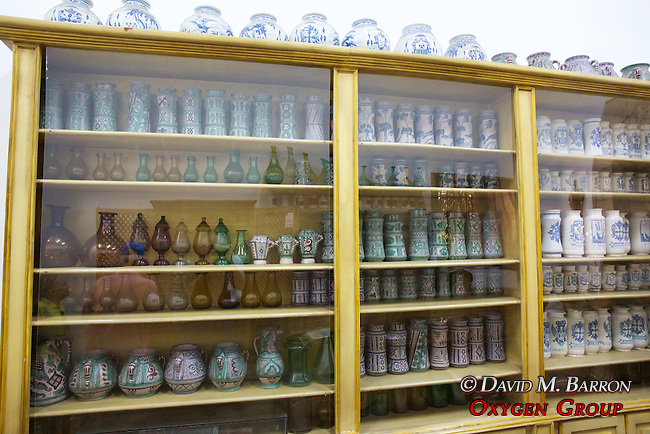 Jar & Glass Collection, Museum Of The Royal Houses